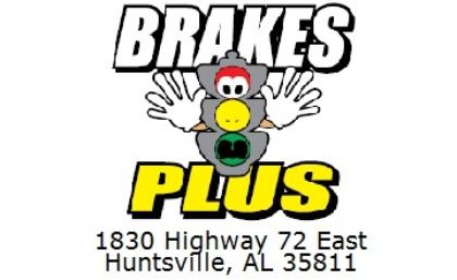 Brakes Plus Logo